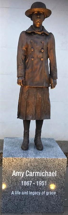Amy Carmichael Statue